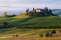 Chianti via Tuscany Bike Tours... Winery tour, 4 course meal, Olive Oil tasting... hopefully the next 6 months fly by!!