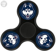 QIAO 23AD Huskies Fidget HAND Spinner Kill Time Toy with Ultra Speed Deep Groove Bearings- Autism Toys Best Boredom Reducer Stress Toy Hand Spinner Fidget Toy for Kids & Adults - Fidget spinner (*Amazon Partner-Link)