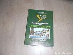Manuel Cercadillo, Complete Basque Ball Handbook, Great Basque Encyclopaedia, 1981 - Foto 1