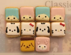 Cute cookies 2016 - by S.Y.