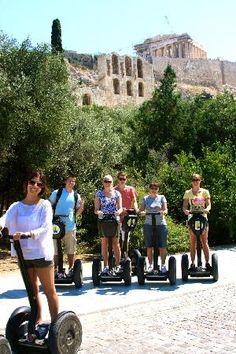 Segway Tour through the Acropolis