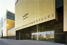 Les Nouvelles Archives Départementales Du Rhône - Picture gallery
