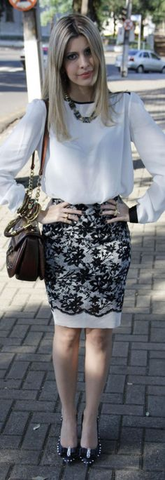 #outfit #skirt #lace