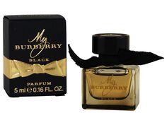 Miniature My Burberry - Black (Parfum Burberry - Photo Luc_T - Burberry, Miniature Parfum, Miniatures, Getting Old, Chanel, Berries, Perfume Bottles, Minis, London