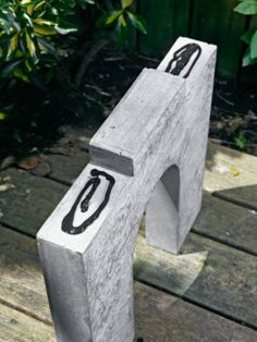Build This Beautiful Concrete Bench