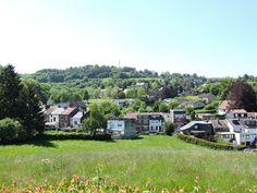 Ensival: rue du Canal, Broucsou et hameau du Bois