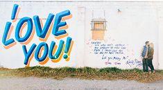 Free-Spirited Graffiti Artist Wedding: Kristen + Dusty | Green Wedding Shoes Wedding Blog | Wedding Trends for Stylish + Creative Brides
