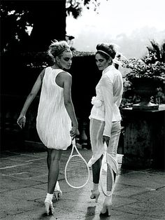 Tennis Whites: Shop Wimbledon-Inspired Style - The Inspiration