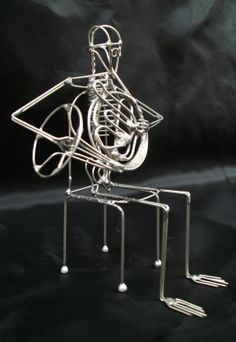 French Horn Player   French horn player [£15]