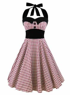 Robe Sailor Rockabilly Vintage Années 50' Hell Bunny