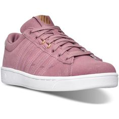 f6263154c1d01 K-Swiss Women s Hoke Fantasy Suede CMF Casual Sneakers from Finish Line  Shoes - Finish Line Athletic Sneakers - Macy s