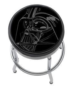 Look what I found on #zulily! Darth Vader Garage Stool by Plasticolor #zulilyfinds