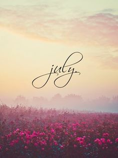 Beautiful July #Summer #Summertime #July