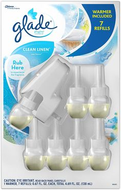 The Glade Plugins Scented Oil Air Freshener Starter Kit creates a pure ambiance in your car with its scented oil designed for the best refreshment. Owing to its plug-in variety and diffused fragrance, the product is reviewed as one of the best smelling car air fresheners being sold by Glade. Check out by bclick on the picture... Glade Candles, Oil Candles, Best Car Air Freshener, Febreze Car, Candle Scent Oil, Bjs Wholesale, Oil Warmer, Scented Oils, Candle Set