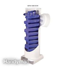 Aquasana whole house well water filtration system rt 200 for Septic tank plumbing problems