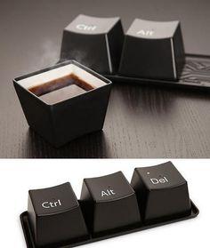 cup keyboard