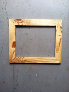 11x14 pine wood picture frame by jonesframing on etsy 3400 - Etsy Picture Frames