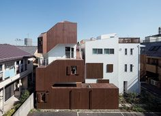 Double Helix House, Yanaka 2011 //O + H Architects