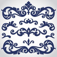 iconswebsite.com icons website Search icons , icon set, web icons, logo, business icons, button, people icon, symbol - Baroque ornament in Victorian style Jpeg stock images ,Photos and illustrations
