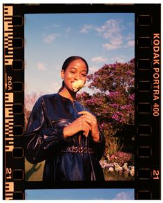 """oystermag: """"Kilo Kish On The Benefits Of Being Billion-Dimensional For Oyster """" Instagram Frame, Instagram Story, Film Photography, Editorial Photography, Mode Hip Hop, Polaroid Frame, Photocollage, Aesthetic Photo, Mode Style"""