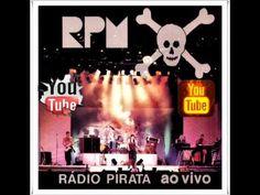 RPM RÁDIO PIRATA AO VIVO 1986 COMPLETO