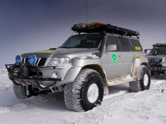 ISAF Nissan used in Finland