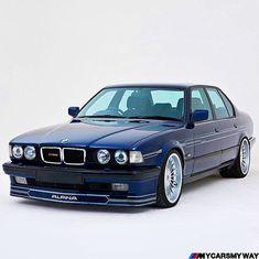 BMW E32 Alpina B12 5.0