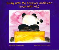 Great book for helping young children cope with ALS.