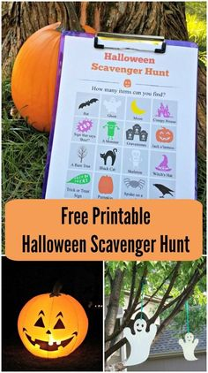 Halloween scavenger hunt for kids with free printable checklist - great idea for a party game too! Picture Scavenger Hunts, Outdoor Scavenger Hunts, Halloween Scavenger Hunt, Scavenger Hunt For Kids, Halloween Tags, Halloween Words, Halloween Night, Halloween 2020, Halloween Crafts