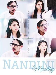The daring and fearless side of our Nandini Moorthy  @niti_taylor