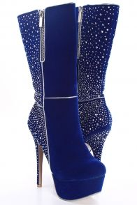 Cute High Heel Boots!!!