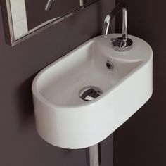 Seventy Wall-Mounted Sink