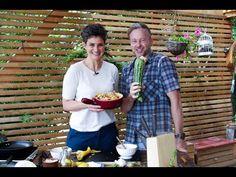 Grillezett cukkini saláta és cukkini okosságok McMenemy Márktól l Lila füge Prepping, Style, Swag