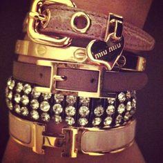 Hermes, Miu Miu, Cartier