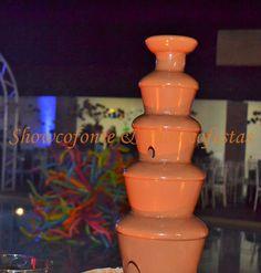 Showcofonte & Showcofestas... Fontes de Chocolate para Eventos...