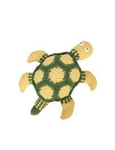 Yarnspirations.com - Lily Zippy the Sea Turtle  - Patterns  | Yarnspirations