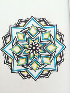 Semana 8 , Mandala 1