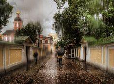 Photographer Eduard Gordeev Perfectly Depicting Rain