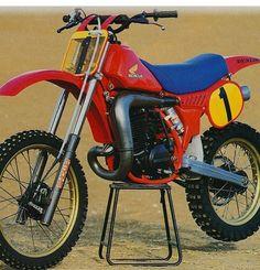 Darryl Shults 1982 RC500