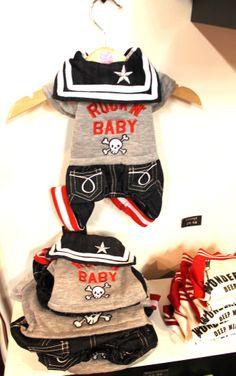 Rock'n Baby farkkua ja collaria www.somemore.fi