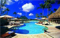 Bora Bora so peaceful