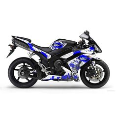 Yamaha R1 custom paint scheme sport-bike-motorcycles