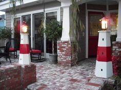 Patriotic Porches, Patios And Decks