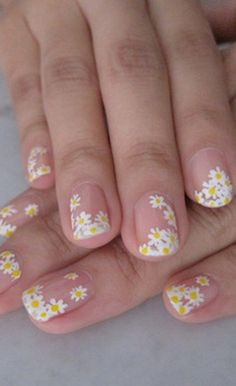 Beautiful Spring Nail Art Design Ideas 27