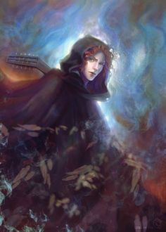Kvothe the kingkiller by LorennTyr