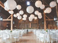 A beautiful barn in