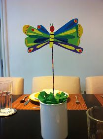 """* Crafts * Homemade * Handmade * DIY * by Paperminties: Party Paperminties - """"The Very Hungry Caterpillar"""""""