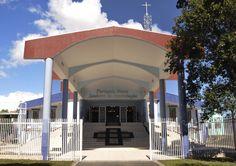 Paróquia Nossa Senhora da Anunciação (Colônia Dom Pedro) - Campo Largo (PR)