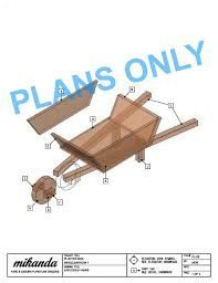Image result for how to make wooden wheelbarrow