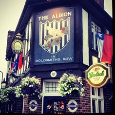 #TBT The Albion; Proper football pub.  We were in London for Clipped. A Football Film Festival at SOAS University as a collaborator with Tifo Magazine.  #SWFC #London #TifoMagazine #TwoYearsAlready #passionsoccerboutique #TakeRisks #BeYourself
